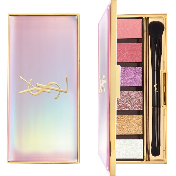 Yves Saint Laurent Spring Look 2019 Palette Shimmer Rush 82794