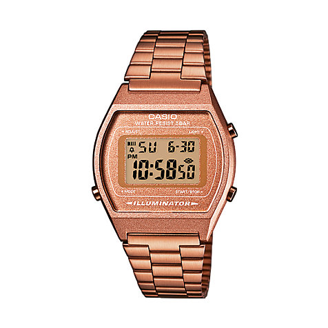 Casio Collection Retro Style - rosé