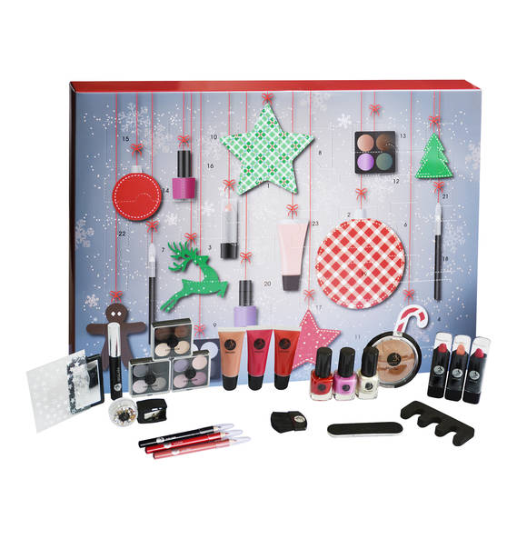 EMOTIONS BEAUTY Kosmetik-Adventskalender